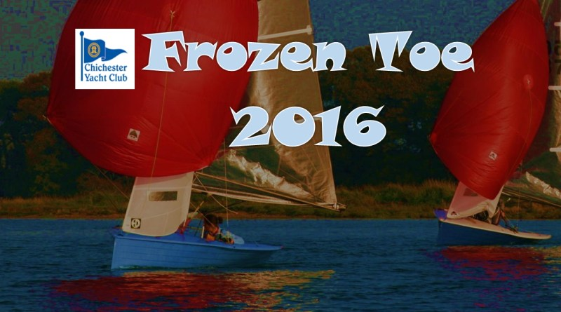 Next CYC Frozen Toe 4th December.