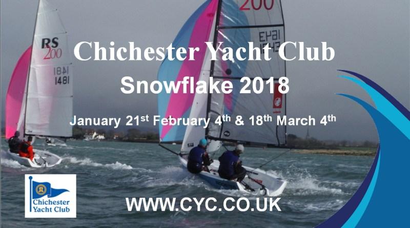 CYC Snowflake Series