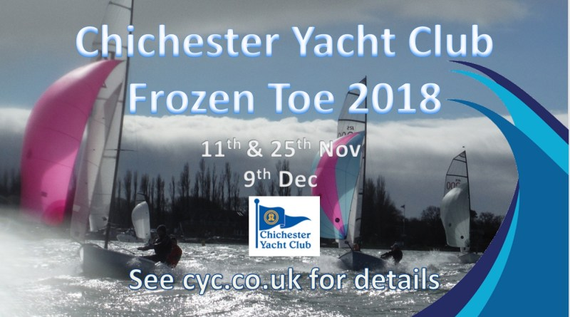 CYC Frozen Toe Race Series