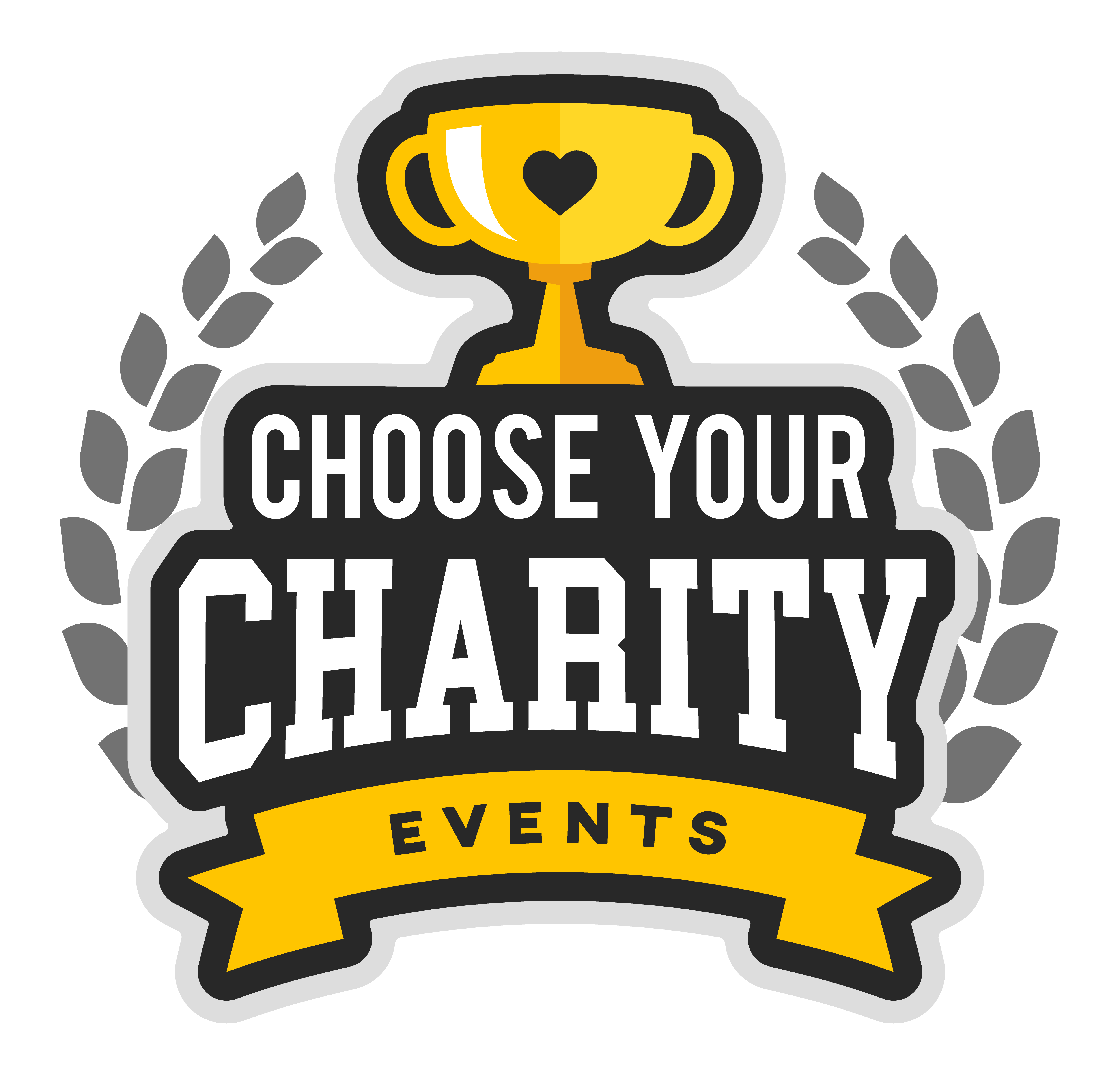 Choose Your Charity Events
