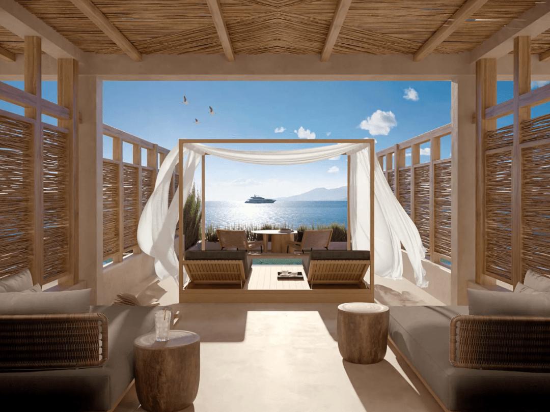 Avgoustos Luxury Suites   Naxos Island