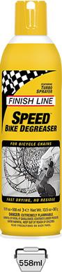 FINISH LINE スピード バイク ディグリーザー
