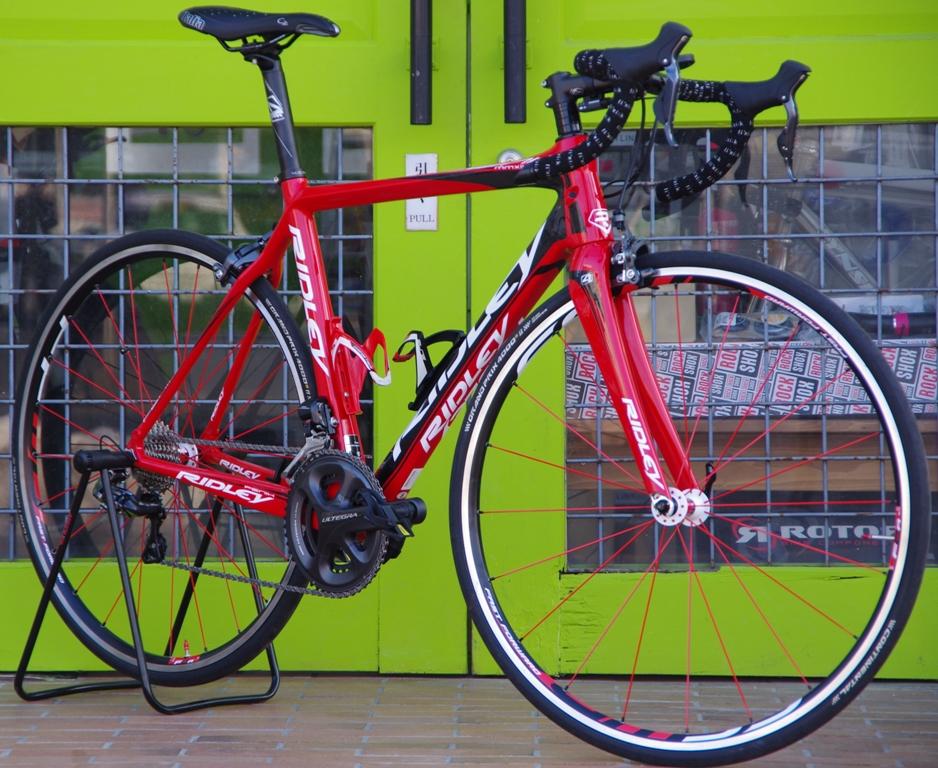 My Bikes vol.047 RIDLEY FENIX Di2 6870