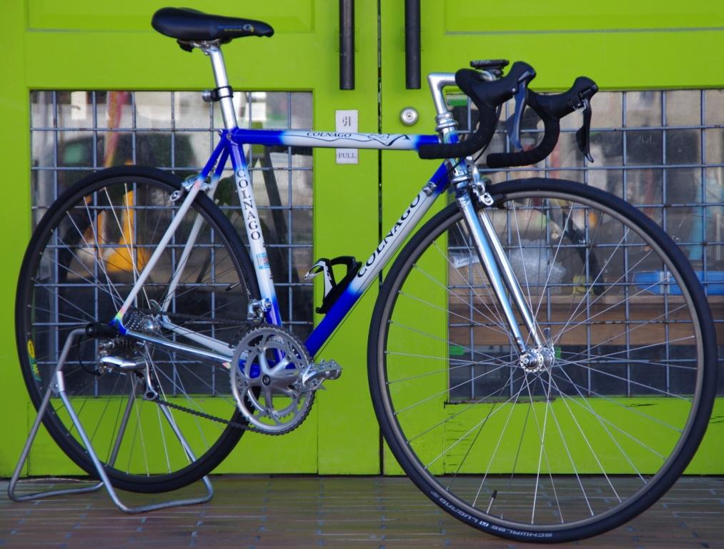 My Bikes vol.116 COLNAGO ALTAIN