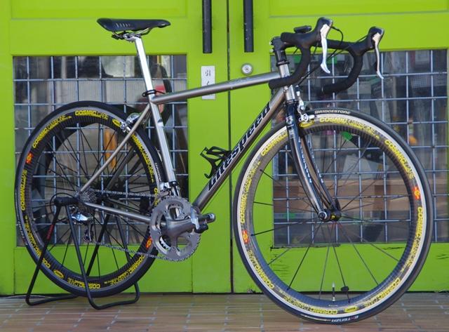 My Bikes vol.169 Litespeed Ghisallo DURA-ACE7900
