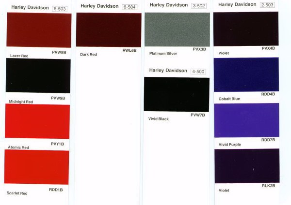Suzuki Motorcycle Paint Colour Codes Ppg Colors Autos Post
