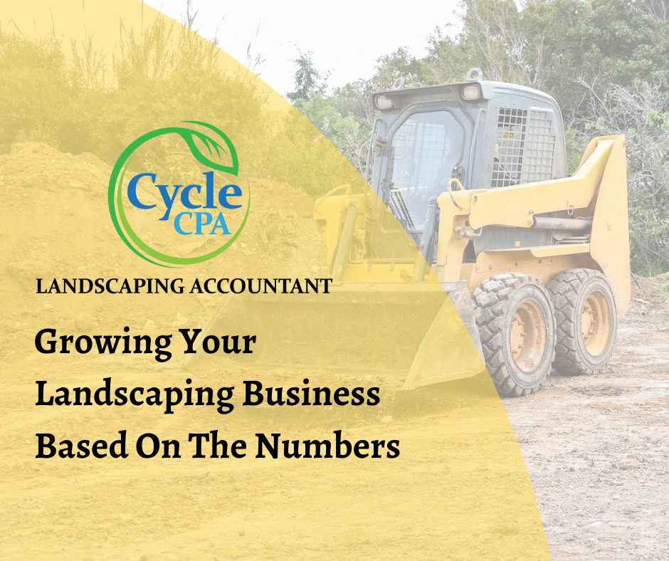 landscaping accountant