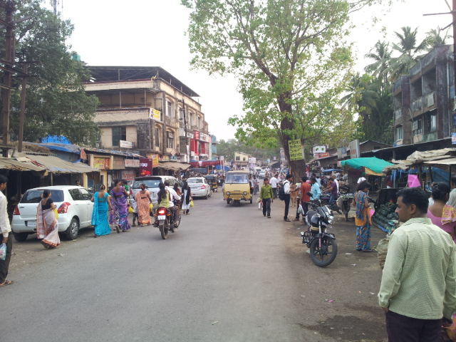 Shahapur early evening