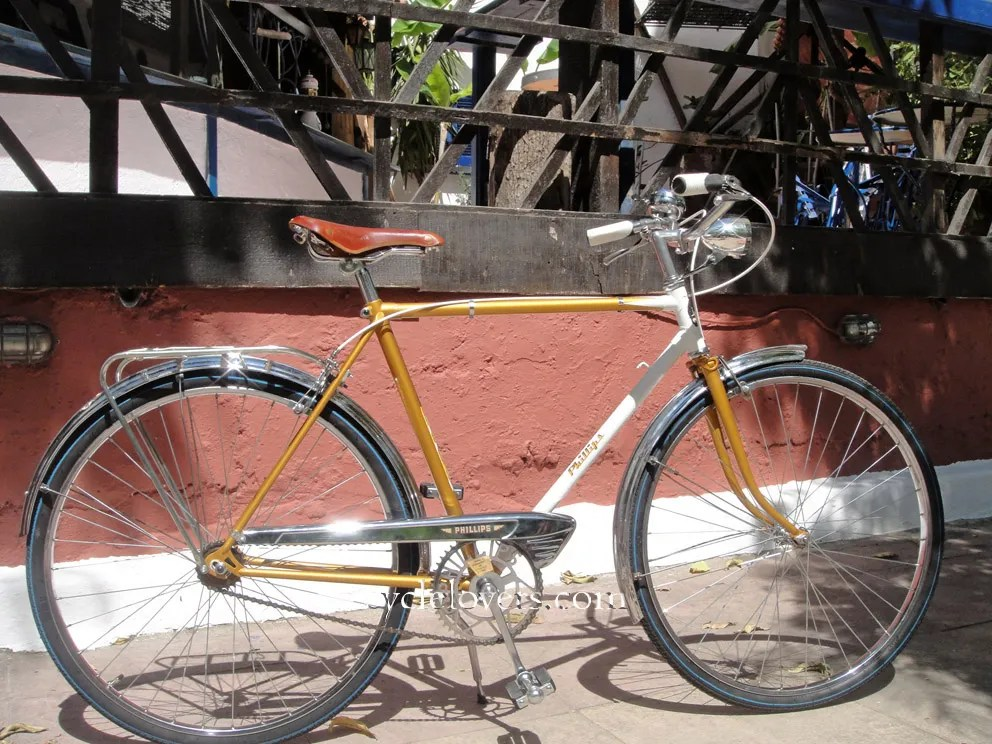 Phillips Manhattan bicycle restoration - Cycle Lovers