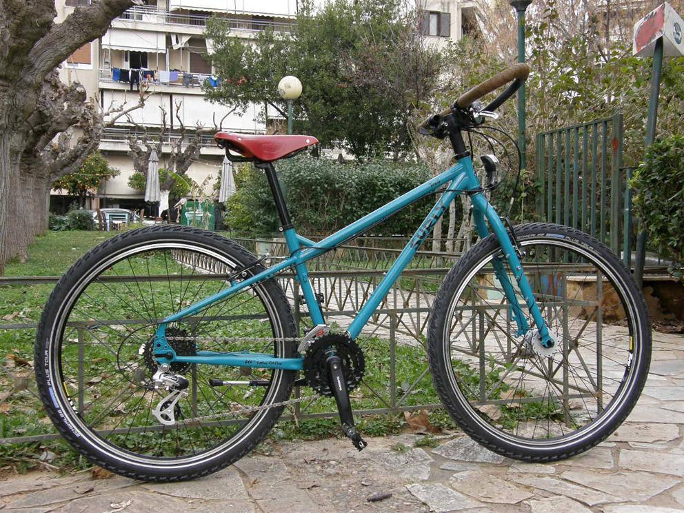 surly, troll, 26, bicycle, gravel, touring, ποδήλατο, τουριστικό,