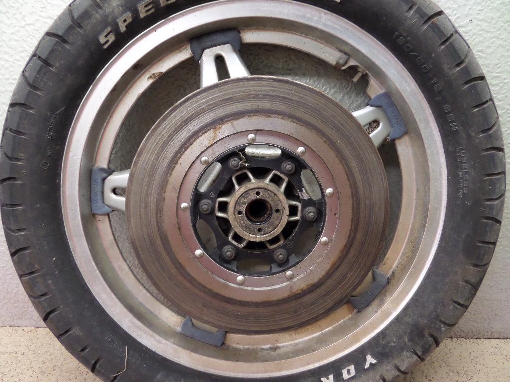 1977 Cb750f Spoked Wheels