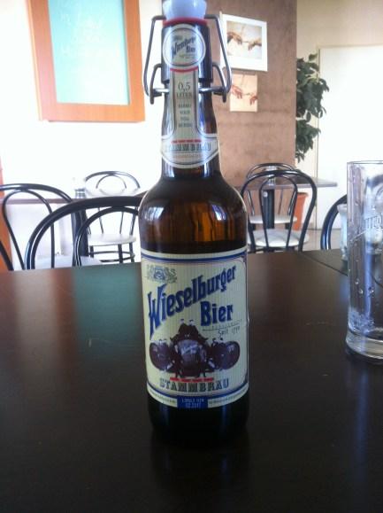 finally some Weiss Bier :D