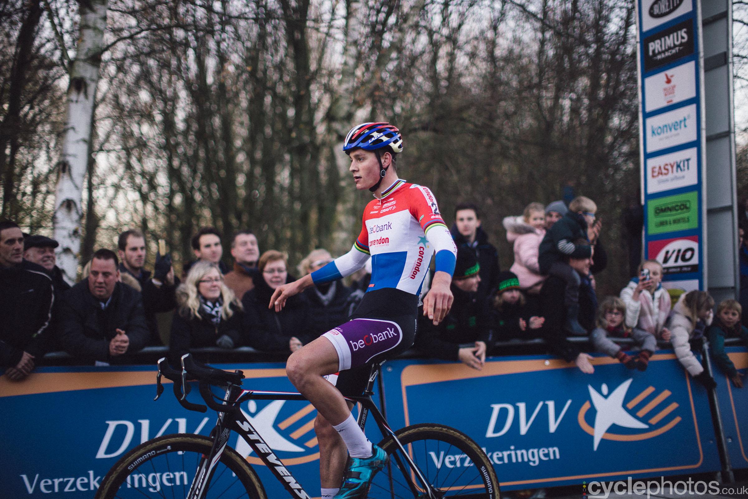 Cyclocross DVV Verzekeringen Trofee #3 - Flandriencross, Hamme