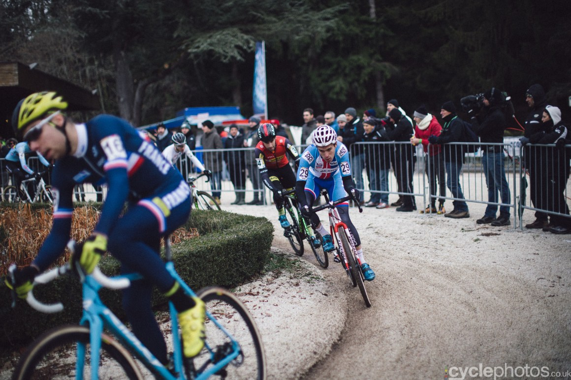 UCI Cyclocross World Cup #8 - Fiuggi