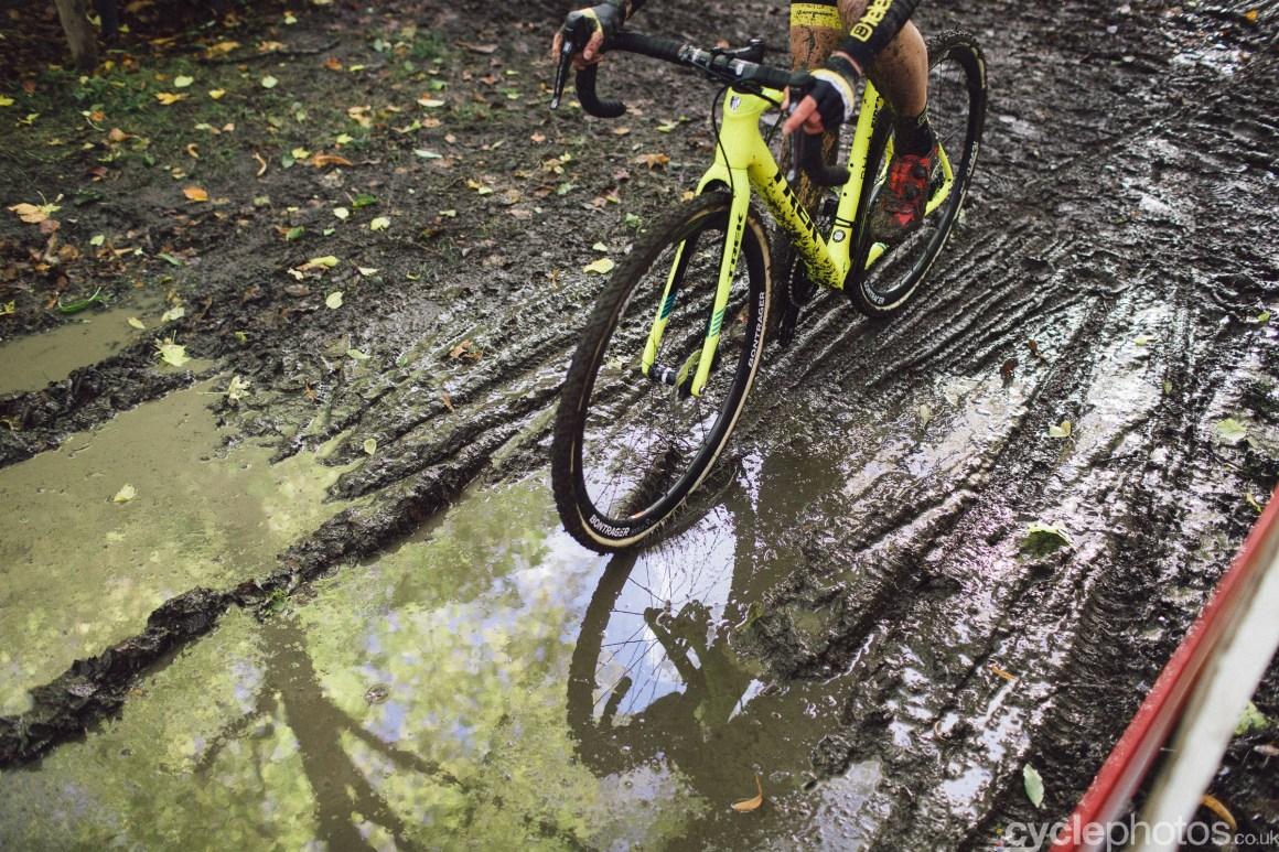 Ellen Van Loy at Cyclocross Superprestige #5 - Gavere, BEL