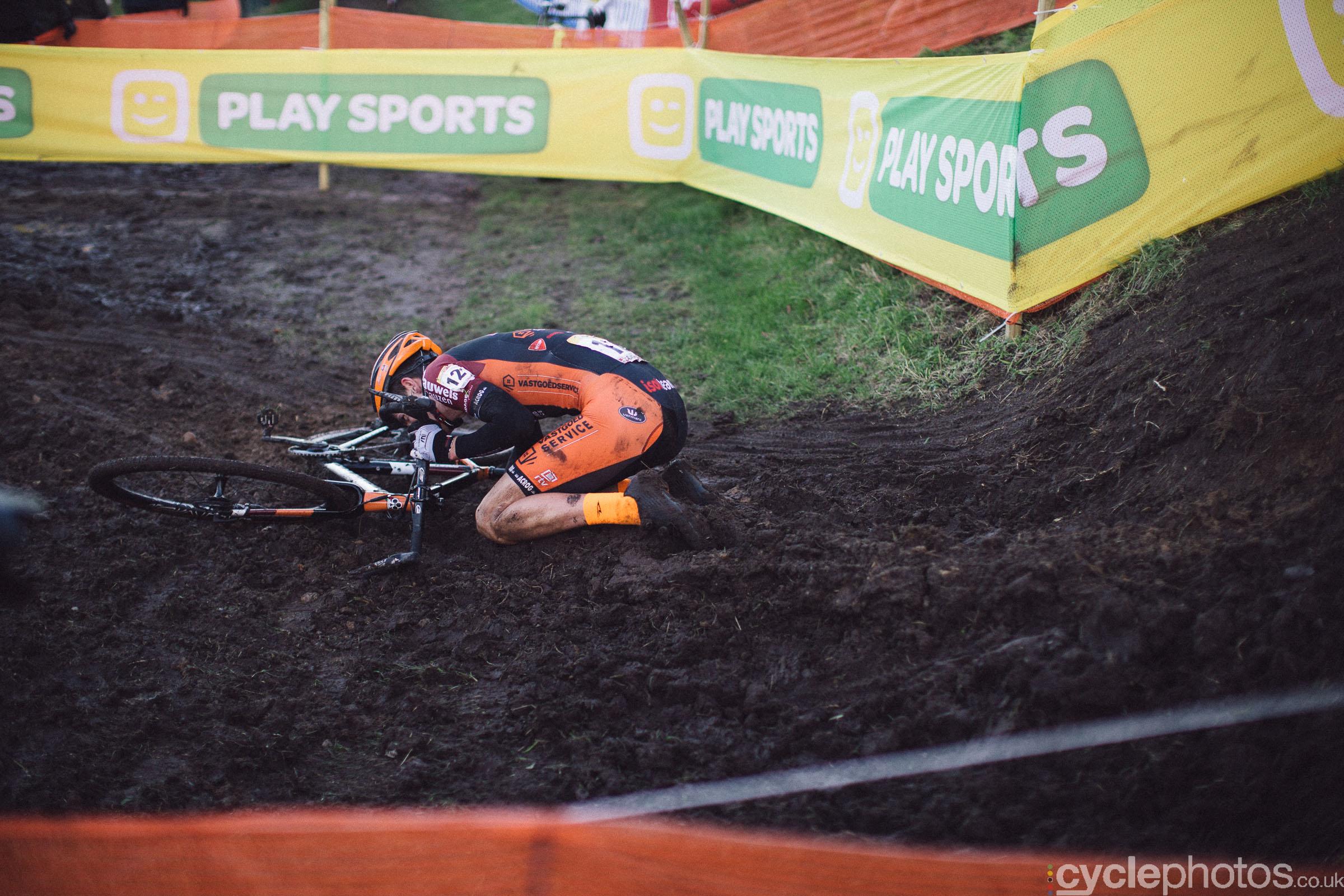 Jens Adams UCI Cyclocross World Cup #4 - Bogense, DEN