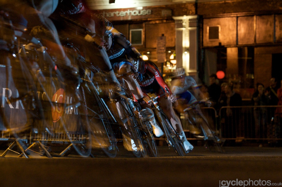 IG Markets London Nocturne 2011 Criterium Race