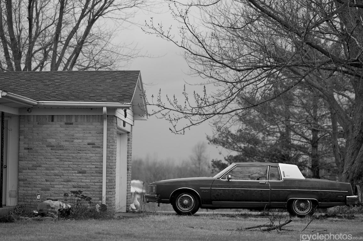 Ohio. Photo by Balint Hamvas / Cyclephotos