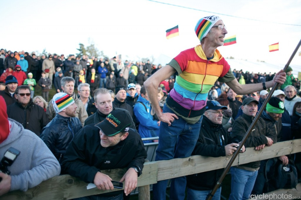Sven Nys supporters