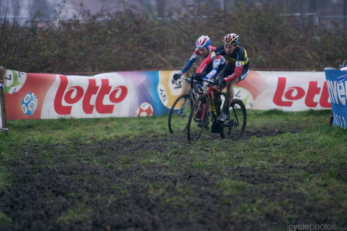 Cyclocross Bpost Bank Trofee, Essen, 2013