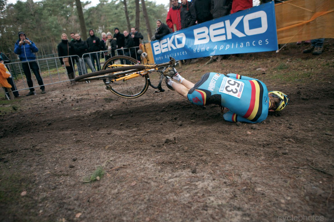 Cyclocross photos from the World Cup #5, Zolder by cyclephotos