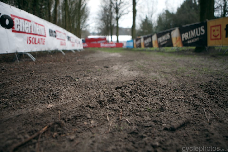 The course is predominantly dry at the moment and the forecast only predicts some rain for Saturday, so as things are standing at the moment, it should be a mostly dry race weekend.