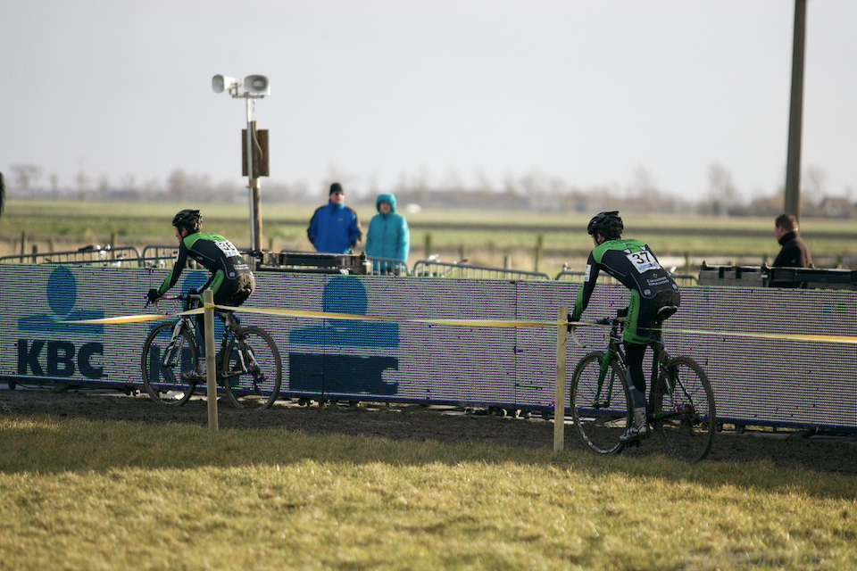 Superprestige #8 cyclcoross race at Middelkerke, 2014, Belgium. All rights reserved by Cyclephotos