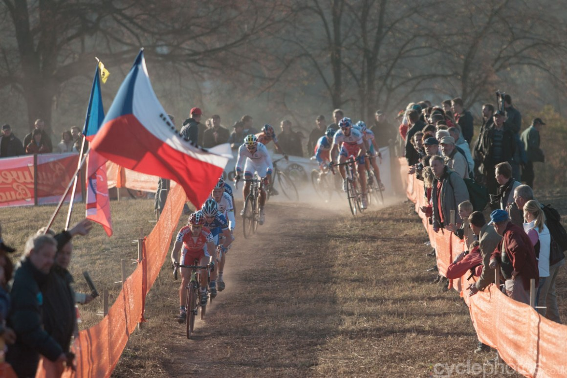 The first race of the 2008/2009 season for me was the second World Cup race in Tabor.