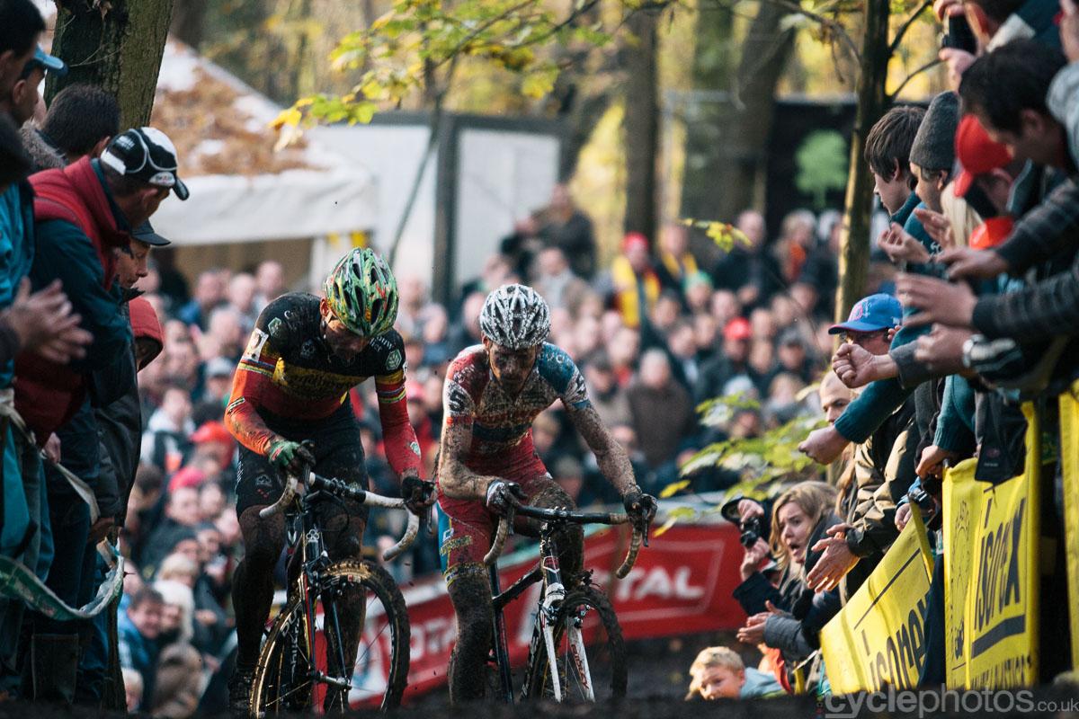 2012 - A majestic battle between Sven Nys and Klaas Vantornout