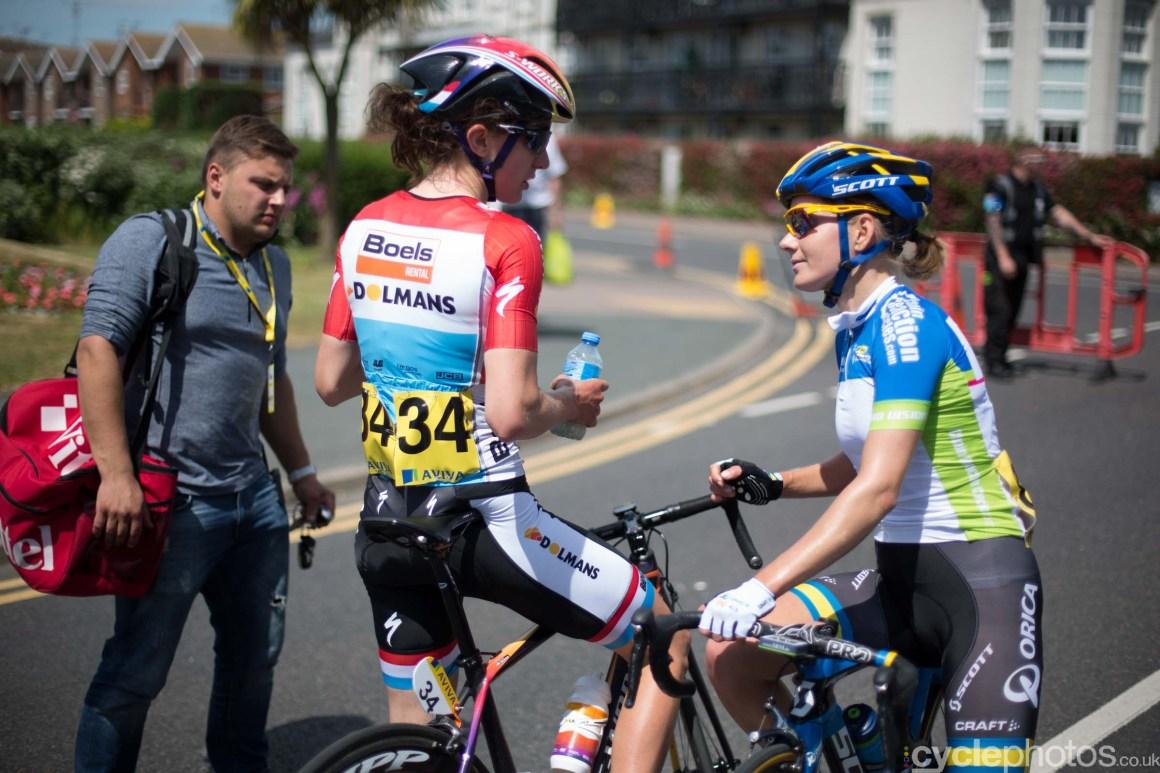 cyclephotos-womens-tour-of-britain-134242-christine-majerus-emma-johanson