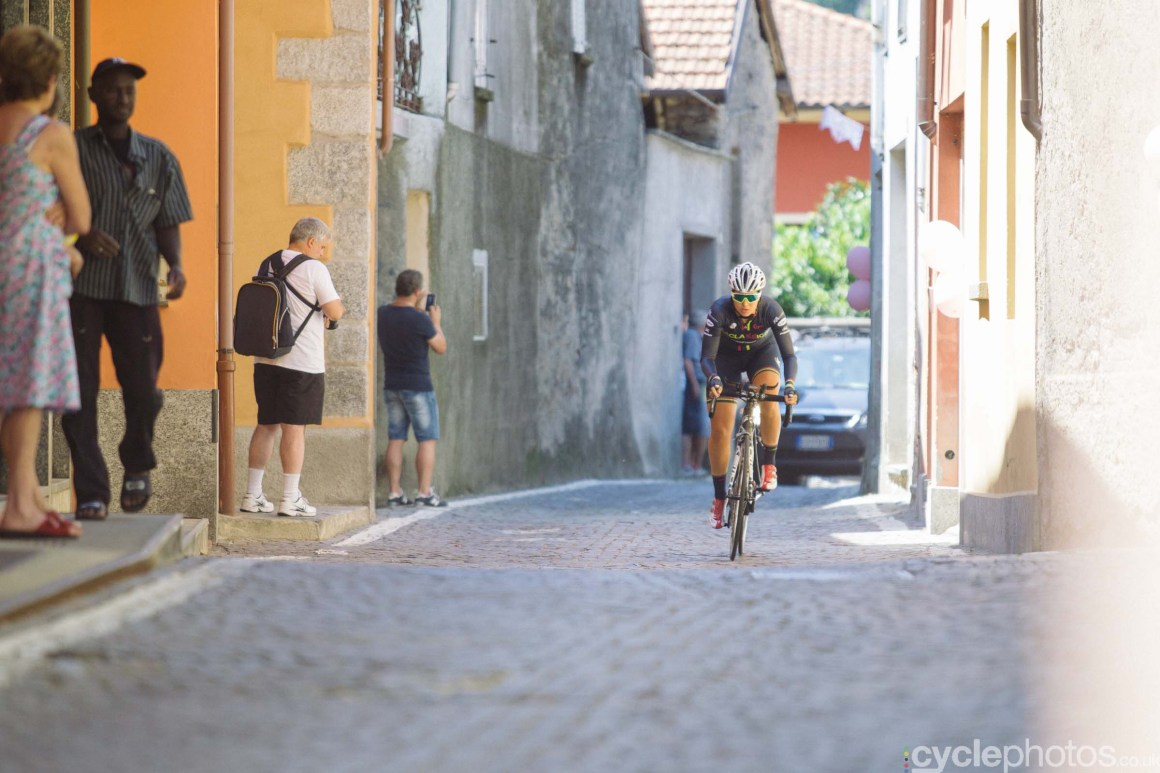 8th Stage of the 2015 Giro Rosa