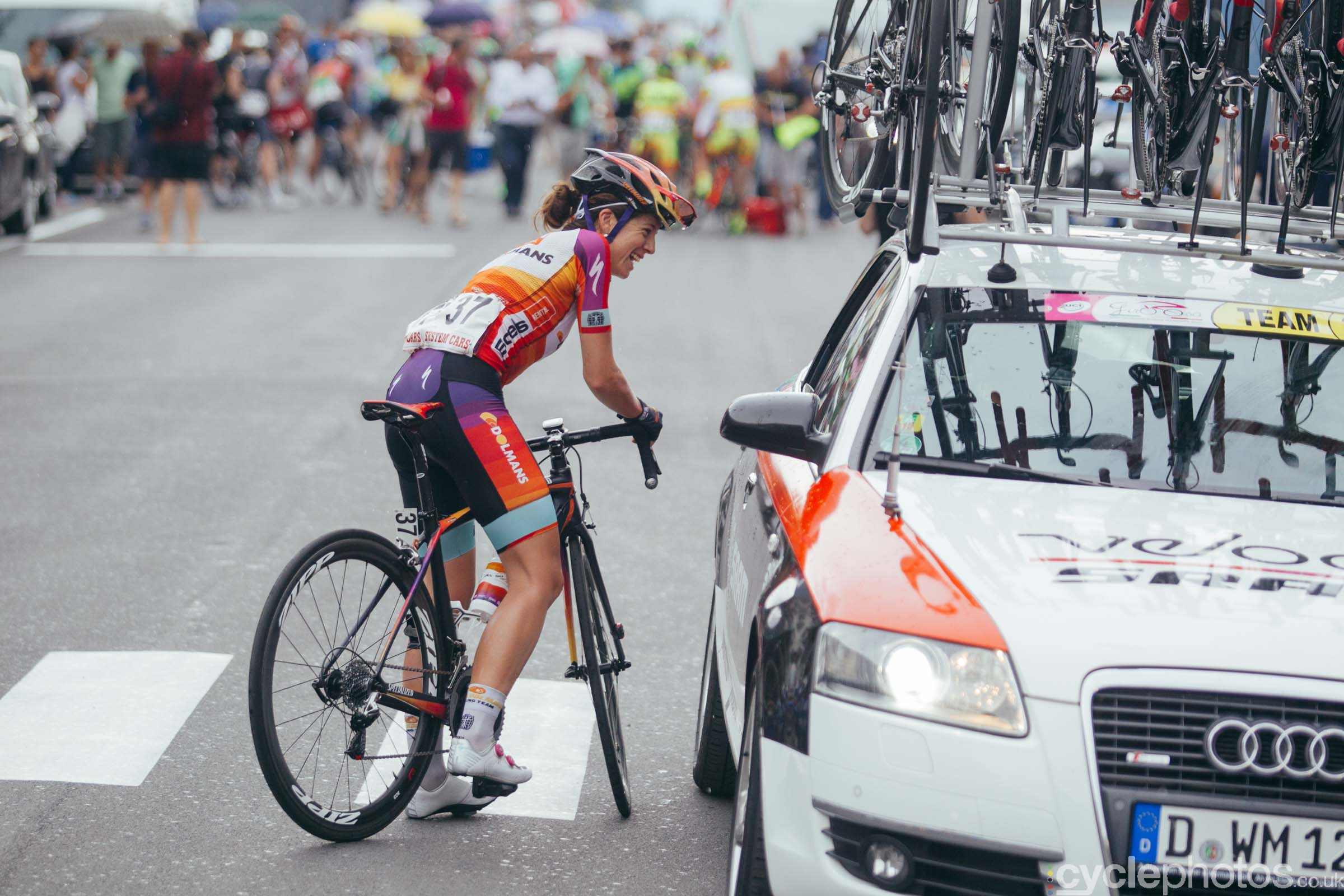 Evelyn Stevens, Giro Rosa 2015 - Stage 5