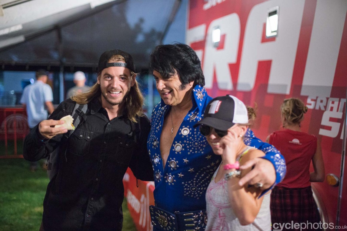 No Crossvegas gallery would be complete without an Elvis photo.