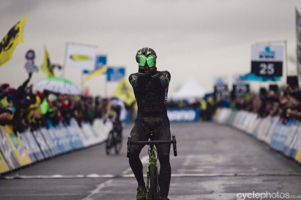 2015 Cyclocross World Cup Koksijde cyclocross photos, Sven Nys