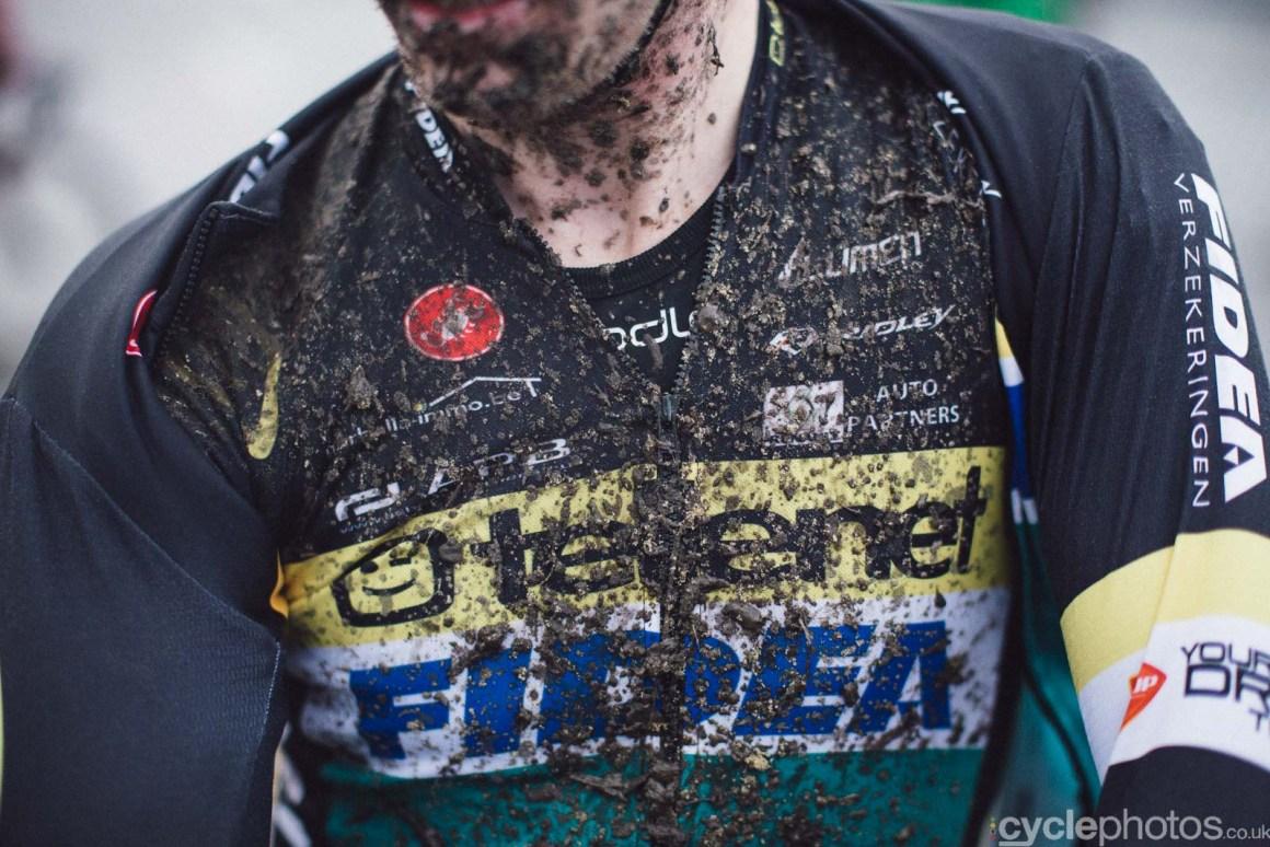 2015 Cyclocross World Cup Koksijde cyclocross photos, Corne van Kessel
