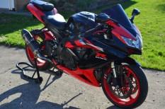 Red & Black 2008 GSXR 600 [1]