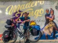 Le 5/11/2019, il est en Argentine, à Buenos Aires, et a parcouru 8 005 kilomètres