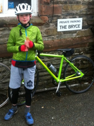 Islabikes Luath Review - ready to go!
