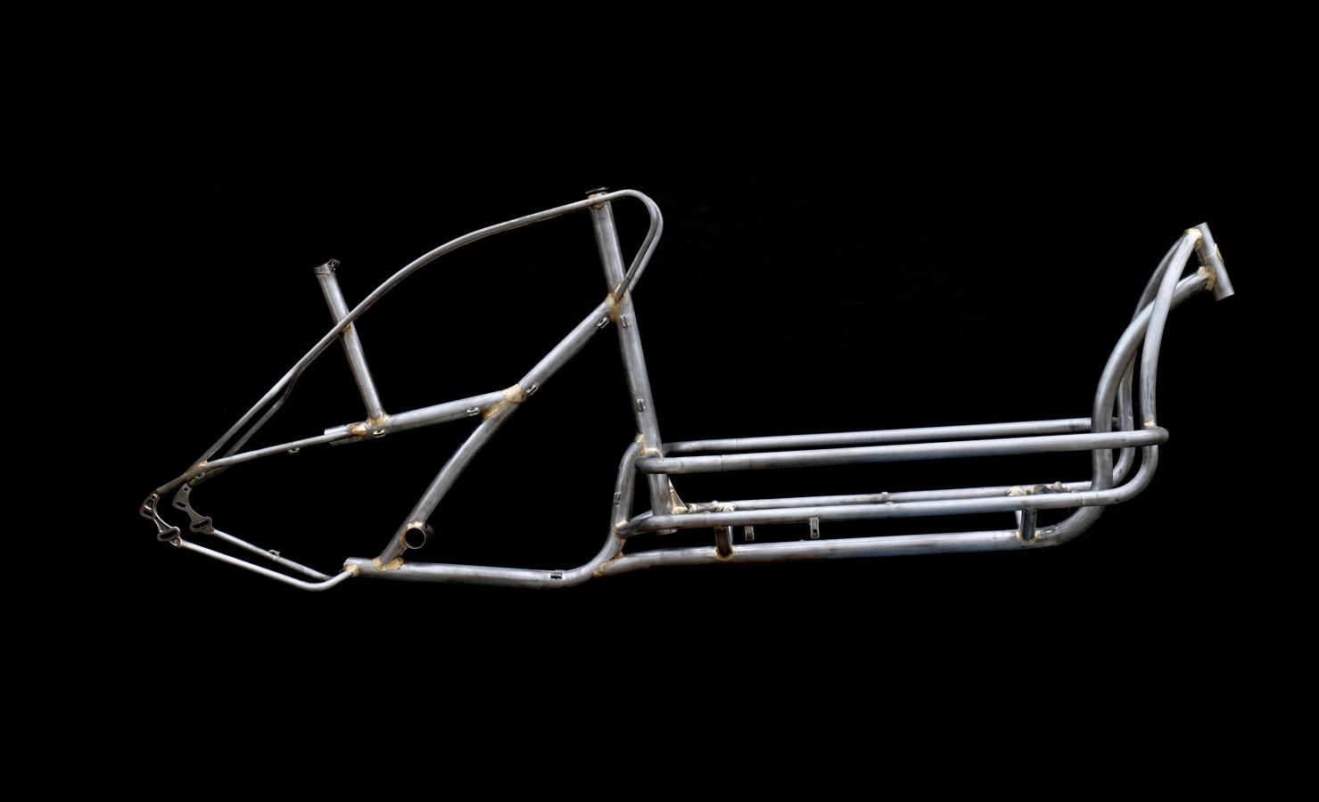 Vélo Taillefer Cycles, Pierre Glottin, Gros porteur, Design:Ben Lelong
