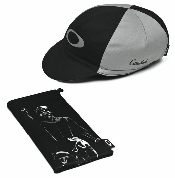 Oakley Mark Cavendish Signature Series RadarLock™ Case and Cycling Cap