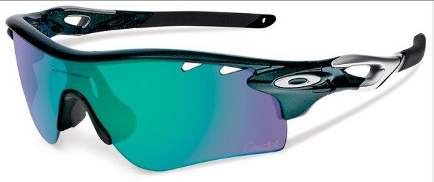 Oakley Mark Cavendish Signature Series RadarLock™