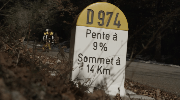 Mt Ventoux provides a perfect real world test slope for Mavic