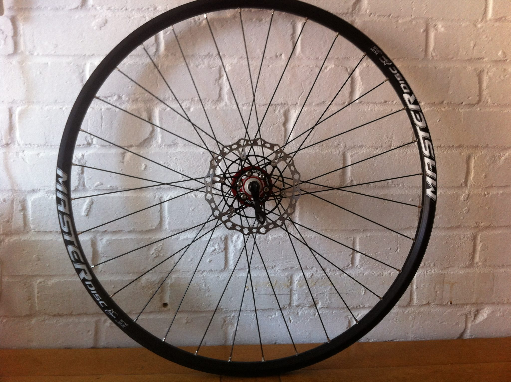 Remerx Master Disc Wheelset
