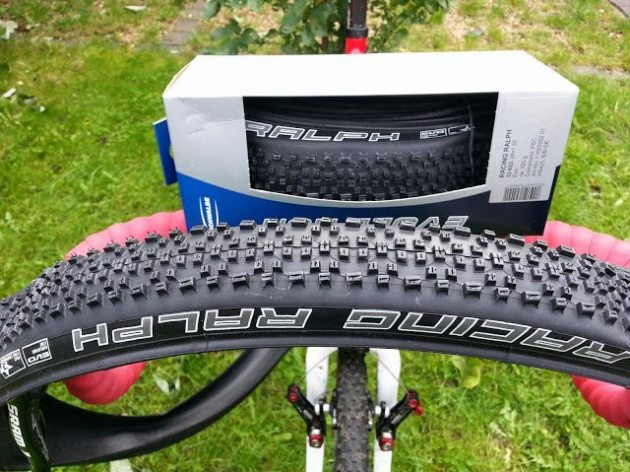 Schwalbe Racing Ralph CX Tread
