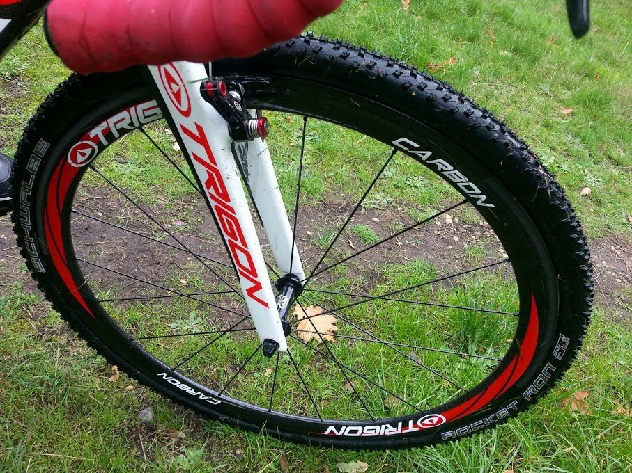 Schwalbe Rocket Ron CX Tyre Review