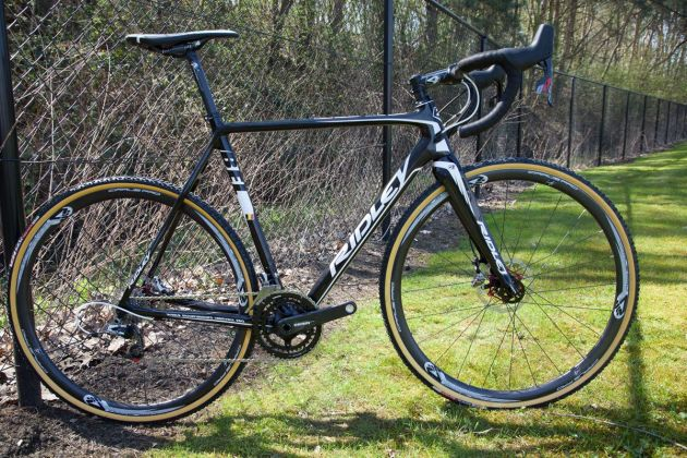 Standard Ridley X-Night Disc with SRAM Red 22