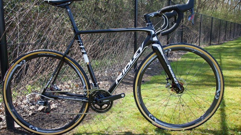 Ridley X-Night Cyclocross Bike