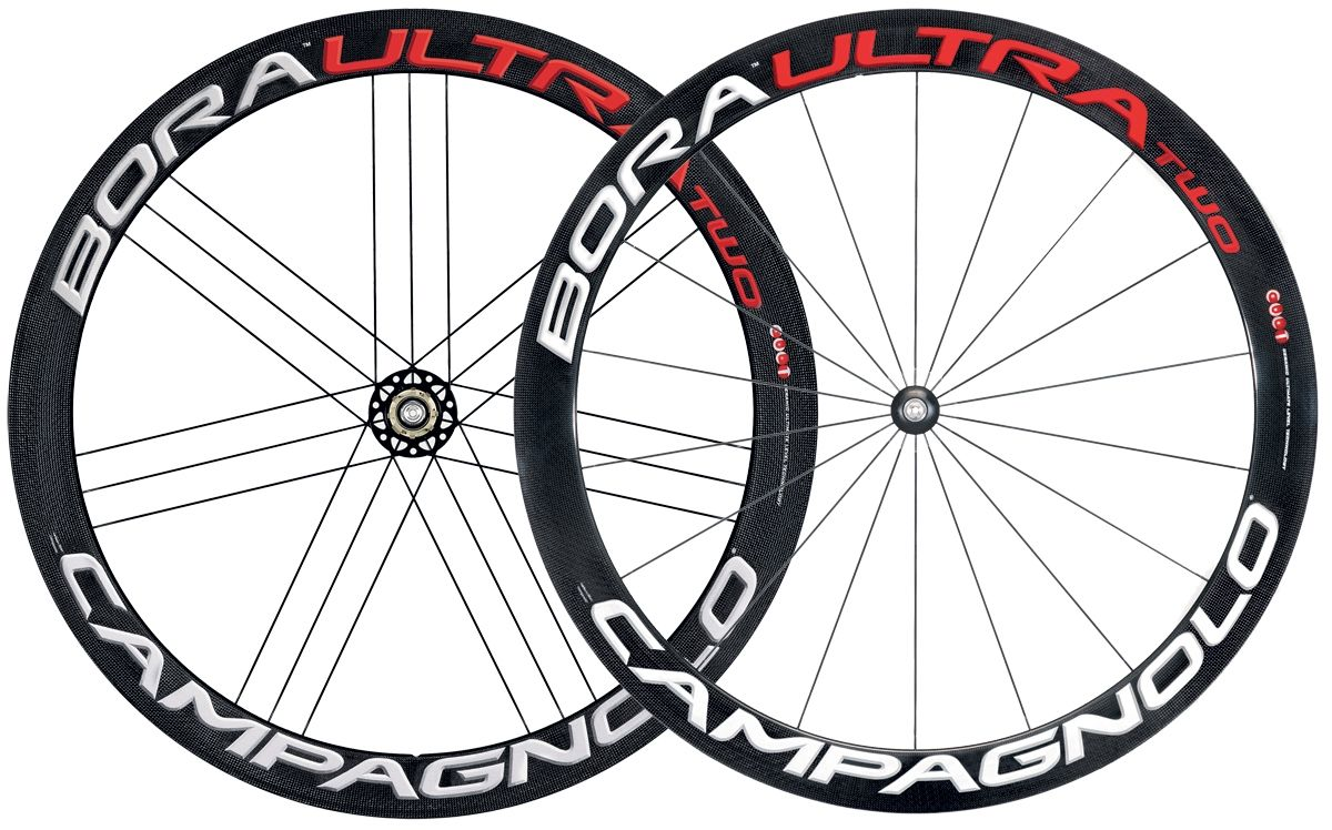 Campagnolo Rear Axle for 2015 and later Bora One and Ultra