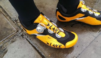 The ultimate cross shoe? Maybe...