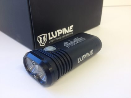 Lupine Piko TL Minimax is small